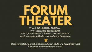Forum Theater @ HS Schmalkalden