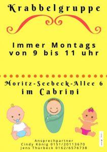"""Krabbelgruppe @ Begegnungsstätte """"Cabrini"""""""